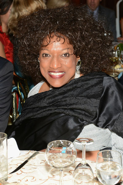 Jessye Norman at the Cinema for Peace dinner at the Harvard Club, Tuesday, September 25, 2012.
