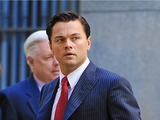 Leonardo DiCaprio's 'The Wolf of Wall Street' Hits New York Streets