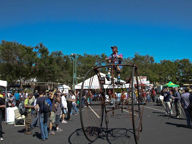 Inventors from all over will come to the Maker Faire at the New York Hall of Science this weekend.