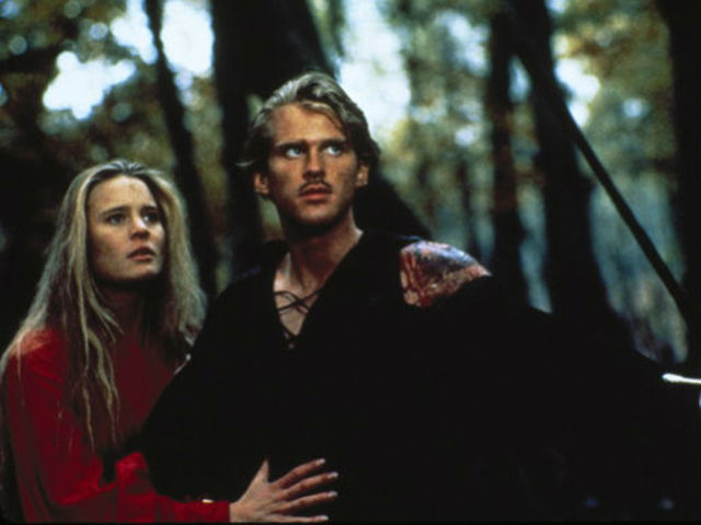 The Film Festival at the Film Society of Lincoln Center will screen the Princess Bride, in honor of its 25th Anniversary.