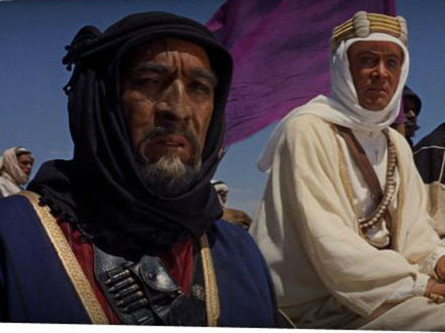 The festival will also feature masterpieces like Lawrence of Arabia.