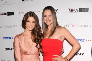 "Ashley Greene, Alicia Silverstone and Ty Burrell attend the premiere of ""Butter."""