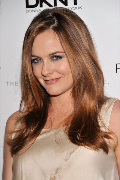 Alicia Silverstone at the premiere of 'Butter' at the AMC Lincoln Square Theater, Thursday, September 27, 2012.