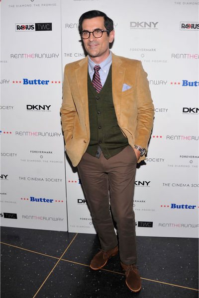 Ty Burrell at the premiere of 'Butter' at the AMC Lincoln Square Theater, Thursday, September 27, 2012.
