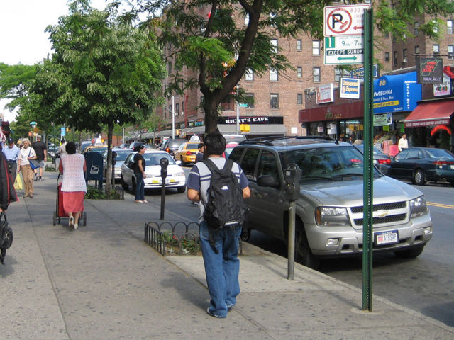 A proposed PARK Smart plan would make it easier to find parking in Jackson Heights, officials said.