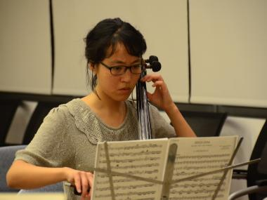 Weill Cornell Medical College's new chorus and orchestra plays Mozart's Requiem Oct. 7.