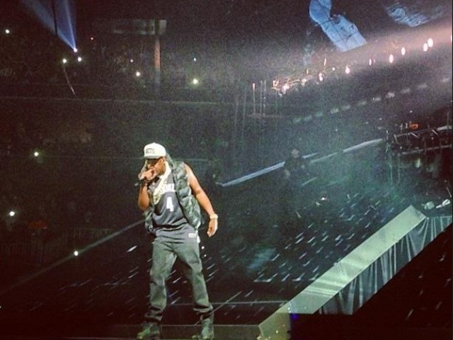 <p>Jay-Z performed at the opening of the Barclays Center Sept. 28, 2012.</p>