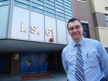 "Joseph Lisa worked to change a ""failing"" Corona school."