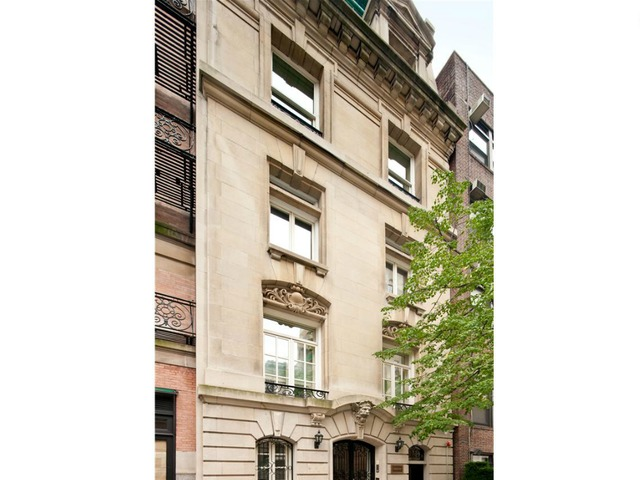 <p>The building at 20 E. 65th St., listed by Prudential Douglas Elliman for $19.9 million &mdash; in the priciest 10065 ZIP code &mdash; converted a building into two condos.</p>