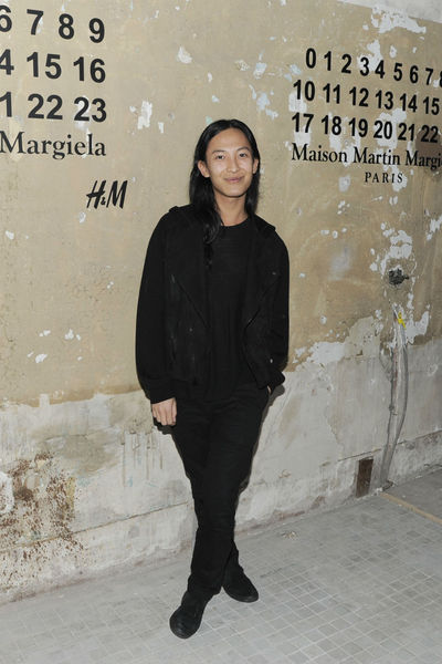 <p>Designer Alexander Wang at the lunch of Maison Martin Margiela for H&amp;M at 5 Beekman in the Financial District, Tuesday, October 23, 2012.</p>