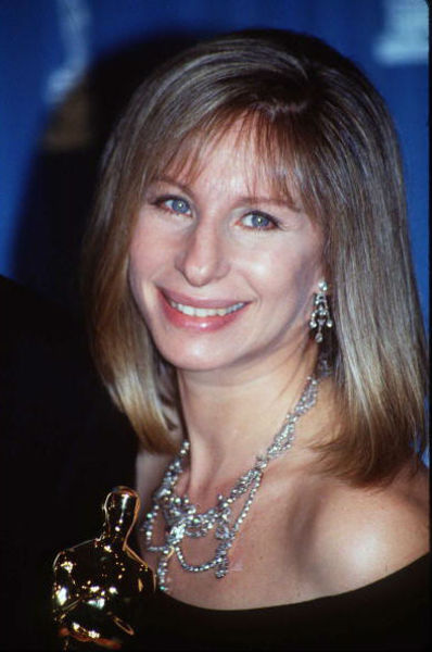 <p>1993 Actress / singer Barbra Streisand at the Oscars</p>
