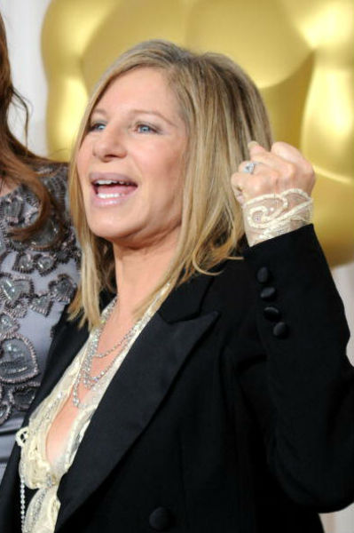 <p>MARCH 07: Singer/actress Barbra Streisand presents in the press room at the 82nd Annual Academy Awards held at Kodak Theatre on March 7, 2010 in Hollywood, California.</p>
