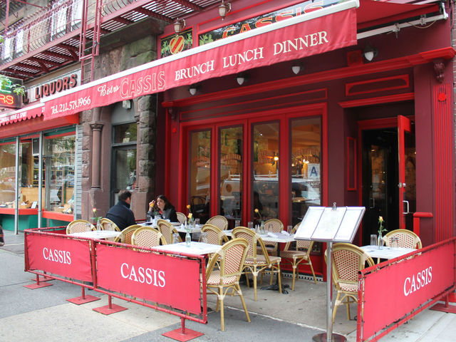 <p>Bistro Cassis, just doors down from Pomodoro, and around the corner from Park West, is also owned by&nbsp;Peter Coundouris.</p>