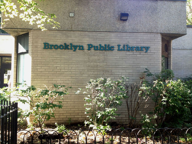 <p>The Clinton Hill branch of the Brooklyn Public Library.</p>