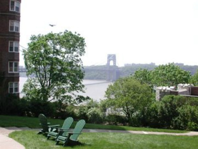 <p>Castle Village in Washington Heights has its own private grounds, a sought-after amenity, brokers said.</p>