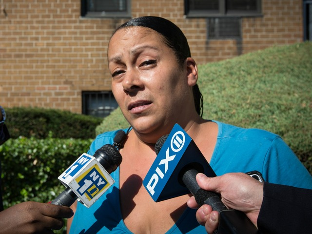 <p>Cecilia Reyes, mother of slain 22-year-old Noel Polanco, has told the media that she wants justice for her son. Polanco was shot and killed by police on Oct. 5, 2012.&nbsp;</p>