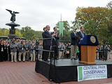 Hedge Fund Leader Donates $100 Million to Central Park