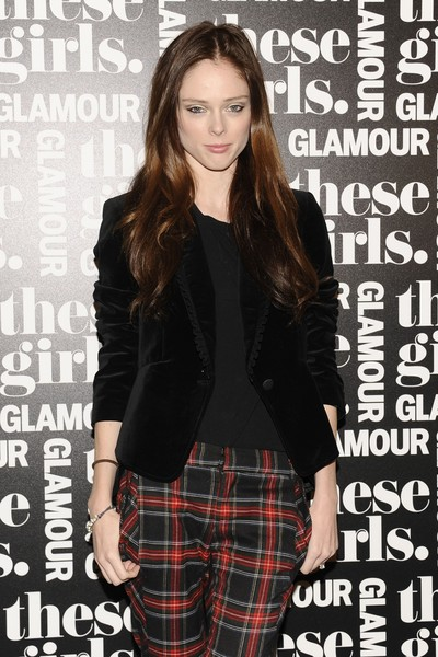 <p>Coco Rocha at <em>Glamour&#39;</em>s &quot;These Girls&quot; party at Joe&#39;s Pub on Monday, Oct. 8, 2012.</p>