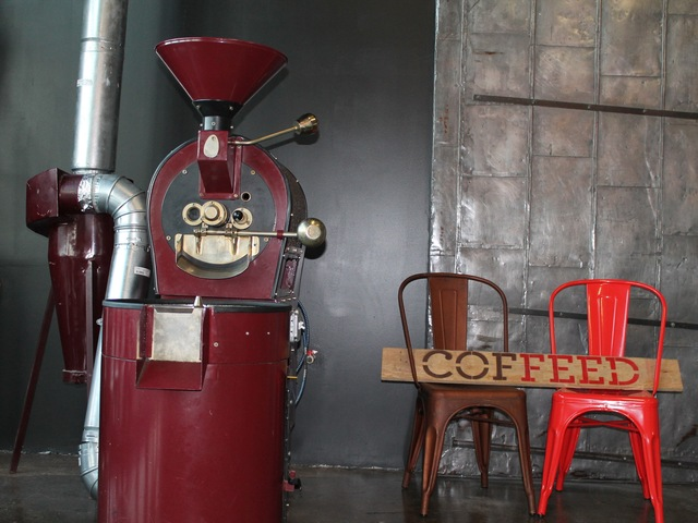 <p>Coffeed will soon be roasting coffee on the premises.</p>
