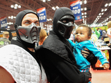 Comic Con Sees Sci-Fi Lovers Descend on Javits Center