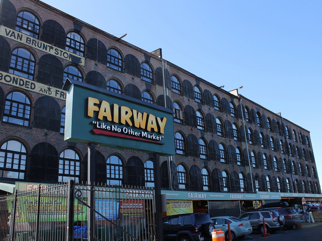 <p>Fairway&#39;s Brooklyn store is located at 480 Van Brunt St. in Red Hook.</p>