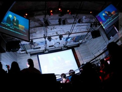 <p>The Galapagos Art Space will be hosting watch parties for all three presidential debates.</p>