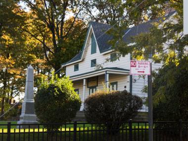 The Garibaldi-Meucci Museum's Haunted Tours will give interested ghost hunters a chance to search the historic house for evidence of spirits with professional paranormal investigators.