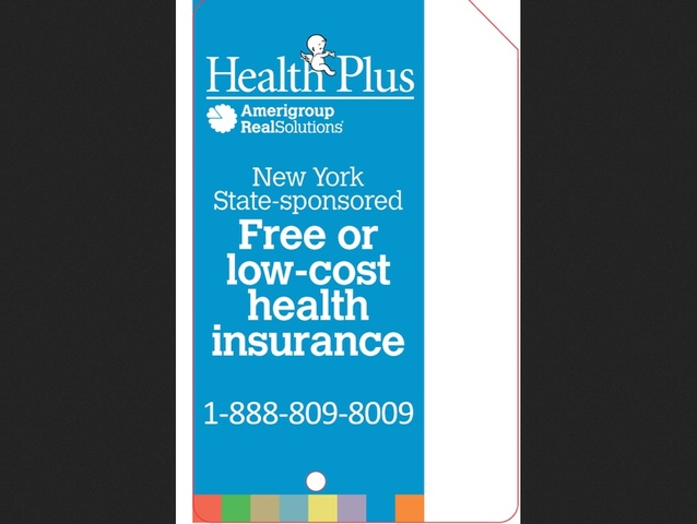 <p>The HealthPlus advertisement was the first that was sold directly by the MTA to advertisers in a bid to make ads on MetroCards more lucrative to the agency.</p>