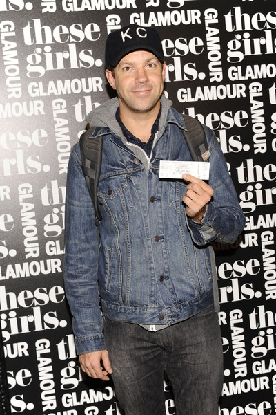 <p>Jason Sudeikis at <em>Glamour&#39;</em>s &quot;These Girls&quot; party at Joe&#39;s Pub on Monday, Oct. 8, 2012.</p>