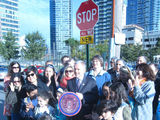 LIC Gets New Stop Sign to Aid Growing Population