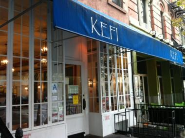 Though Kefi has an A rating, the restaurant was ordered to close its doors Monday.