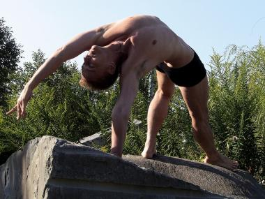 Le Male Yoga in Chelsea will host just-for-men naked flow classes.