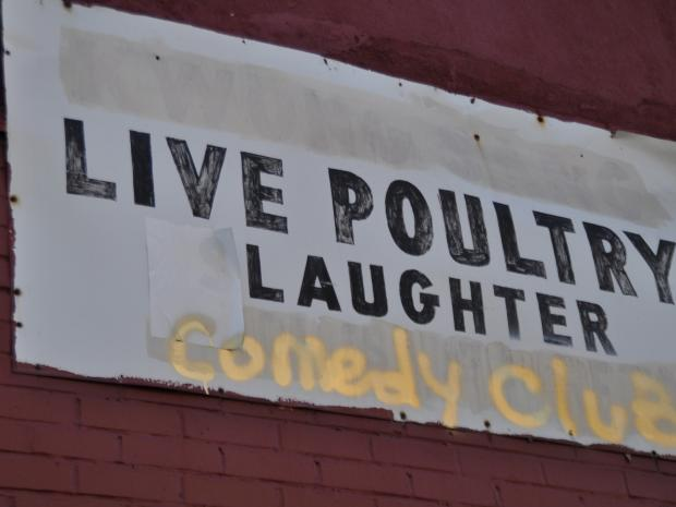 Laughterhouse