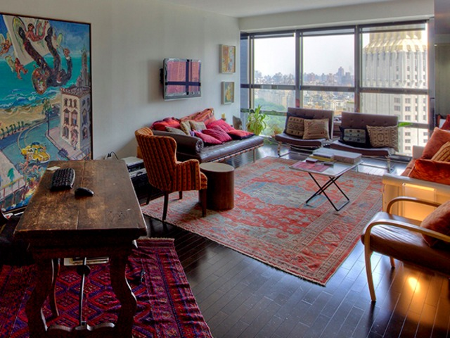 <p>A one bedroom apartment with direct Central Park and open city views at 146 W. 57th St. listed by Brown Harris Stevens for $1.395 million.</p>