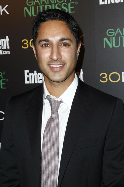 <p>Maulik Packoly at Entertainment Weekly&#39;s party for 30 Rock&#39;s final season at Isola in NoLIta, Wednesday, October 3, 2012.</p>