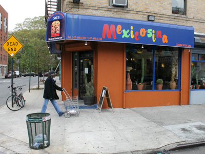 <p>The location at 503 Jackson Ave., called Mexicosina, serves as the chain&#39;s dine-in spot.</p>