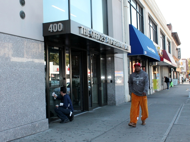 <p>The new Business Solutions Center for the Bronx is located at 400 E. Fordham Rd., near Webster Avenue.</p>