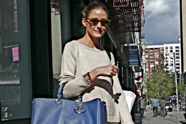 The fall trend has been spotted on everyone from fashion bloggers to socialite Olivia Palermo.