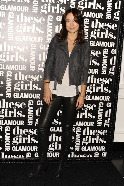 <p>Olivia Wilde at <em>Glamour&#39;</em>s &quot;These Girls&quot; party at Joe&#39;s Pub on Monday, Oct. 8, 2012.</p>