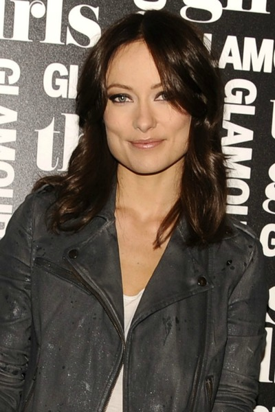 <p>Olivia Wilde at <em>Glamour</em>&#39;s &quot;These Girls&quot; party at Joe&#39;s Pub on Monday, Oct. 8, 2012.</p>