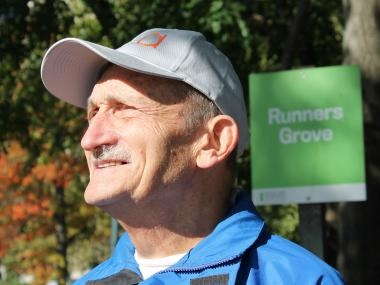 After running 40 marathons in his lifetime, Otto Mond says this one will be his last.