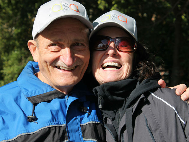 <p>This year, Mond is hoping his current running buddy, Phyllis Roth, the director of the Upper West Side Jewish Association Serving the Aging, better known as JASA and now Club 76, will join him for the marathon.</p>