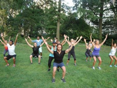 A fitness bootcamp aimed at New Yorkers from all walks of life offers pay what you wish classes.