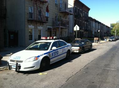 A man was stabbed to death outside a Borough Park residence on October 12, 2012.