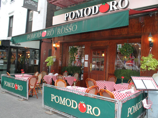 <p>Peter Coundouris also owns Pomodoro.</p>