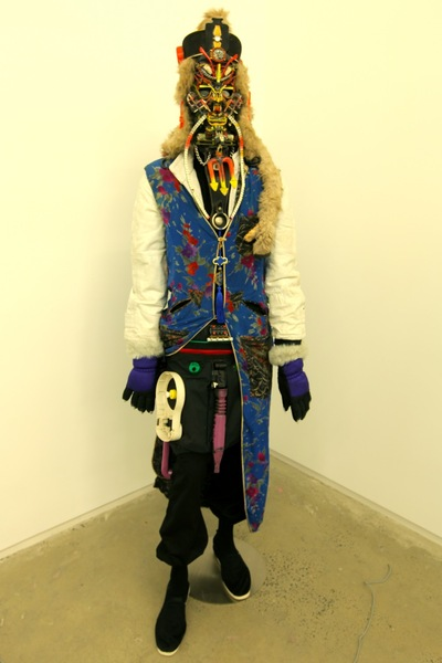 <p>The artist Rammellzee was a long-time TriBeCa resident.</p>