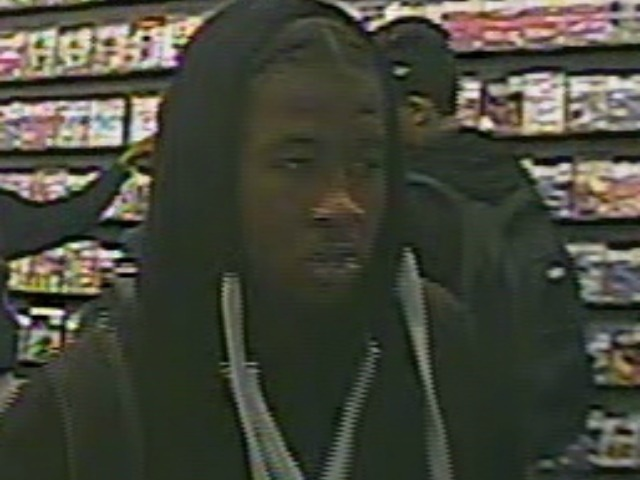 <p>Police are looking for this suspect in a series of gunpoint phone robberies in The Bronx.</p>