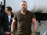 Russell Crowe Shows Off Buff Bod While Filming 'Noah' in Brooklyn