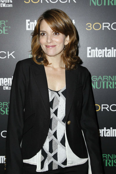 <p>Tina Fey at Entertainment Weekly&#39;s party for 30 Rock&#39;s final season at Isola in NoLIta, Wednesday, October 3, 2012.</p>