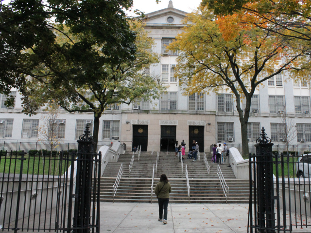 <p>Bronx High School for Medical Science is located on East 172nd Street in Claremont. It shares the Taft Educational Campus building with several other schools.</p>